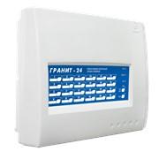 Прибор приемно-контрольный и управления охранно-пожарный Гранит 24 фото