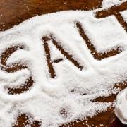 Соль мелкого помола фото