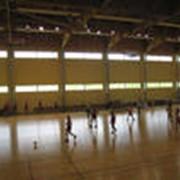Электроосвещение спортивных сооружений фото