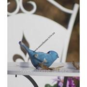 Керамический подсвечник птичка фото