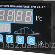 Измеритель- регулятор программируемый одноканальный на 16-шагов (щитовой вариант) ТРП09-ТП.Автоматическая настройка параметров, связь с компьютером, Градуировки ТХА, ТХК, ТПП(S), ТПП(R) или 50М, 100М, 50П, 100П, 21, 23 фото