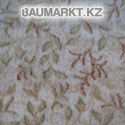 Ковролан Premiera 2637 8 50033, шерсть бежевый с веточками 4м, фото