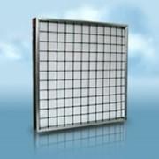 Панельный воздушный фильтр из полиэстера или стекловолокна фото
