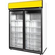 Шкаф холодильный со стеклянными дверями COLD серия SW фото