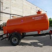 Топливозаправочная полуприцеп-цистерна ЛКТ-4ТЗ (Ленкомтех) фото