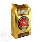 Знаменитый итальянский кофе Lavazza фото