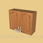 Кухонный блок пленка верхний 900 двери вертик. фото