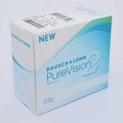 Линзы контактные PURE VISION 2HD (6 ШТ) фото