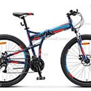 Велосипед Stels Pilot 950 MD V011 (2020) Синий 19 ростовка фото