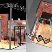 Разработка дизайн-проекта торгового оборудования/нестандартных конструкций фото