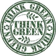 Трава газонная THINK-GREEN фото