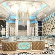 Авторский дизайн Ювелирный магазин в ТЦ Керуен фото
