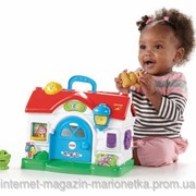 Развивающий игровой домик Fisher-Price Laugh and Learn Puppy's Activity Home фото