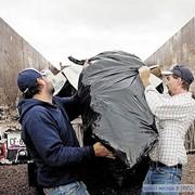 Вывоз и переработка мусора фото