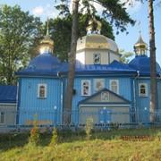 Сложный церковный купол фото