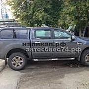 Кунг классический SJS Ford Ranger T6 фото