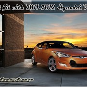 Hyundai Veloster экстрим фото