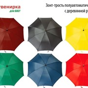 Зонты рекламные под печать логотипа: складные зонты, зонты - трости, зонты - антишторм, зонты для двоих, печать на зонтах фото