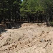 Добыча песка в Украине фото