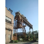 Кран козловой КС- 651 г/п 65 тонн фото