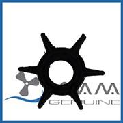 Крыльчатка водяного насоса для лодочных моторов Yamaha 6H4-44352-02 фото