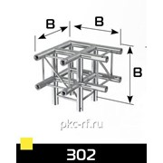 3-х сторонний угловой блок. 19,9кг К4-350PL-302Х фото