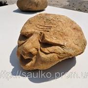 Каменный балван фото