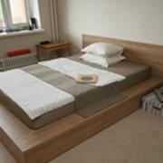 Кровати-подиумы фото