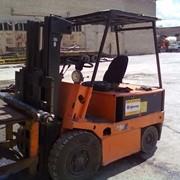 Электропогрузчик вилочный Balkancar г/п 2т. 2003 г.в. фото
