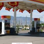 Поставка и монтаж металлоконструкций топливных резервуаров фото