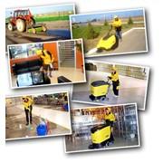 Комплекс услуг по уборке территории и помещений фото