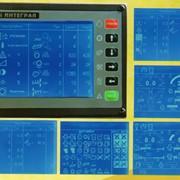 Монтаж электронных систем управления опрыскивателями. фото