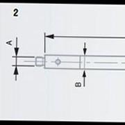 Соединительная резьба М4, L = 50 мм 03969408 фото