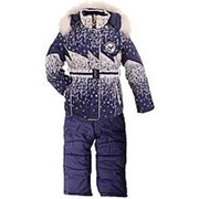 Зимний костюм для девочки №2535-3207 104 фото