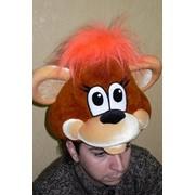 Маска обезьянки фото