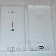 Задняя белая крышка для Microsoft Lumia 535 фото