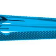 Ножницы офтальмологические микрохирургические микроинвазивные для капсулотомии через парацентез, левые S-03741 фото