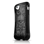 Чехол ItSkins Sesto HD for iPhone 5/5S Light Grey (APH5-SESHD-LGRY), код 54968 фото