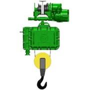 Таль электрическая взрывозащищенная г/п 2,0 т Н - 6 м, тип ВТ фото