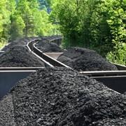 Сортовой и энергетический уголь фото