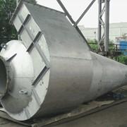 Аппарат ВЗП 1600 пылеулавливающий со встречными закрученными потоками для очистки воздуха от крупных механических частиц фото