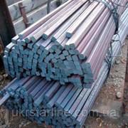Квадрат из нержавеющей стали, 30 мм фото