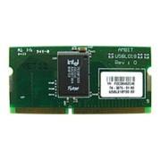 74-3075-01 Модуль Памяти Mini-Flash Cisco [Ambit] U58L018 4Mb For 800 827 837 877 Series фото