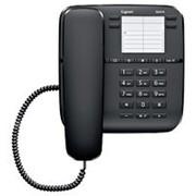 Gigaset DA410 Чёрный Проводной телефон фото
