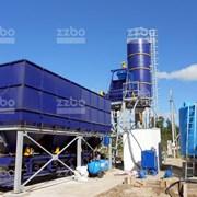 Бетонный завод Скип-30 фото