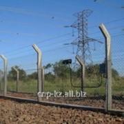 Комплексная система безопасности Стратум ограда фото