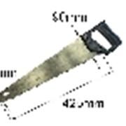 Ножовка столярная L425 *90*40 фото