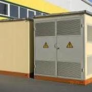 Строительство трансформаторно-разделительных подстанций средних и высоких напряжений фото