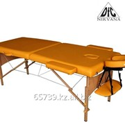 Массажный стол DFC Nirvana Relax Mustard фото