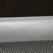Баннерная ткань ячеистой структуры (сетка) фото